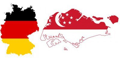 Deutschland - Singapore